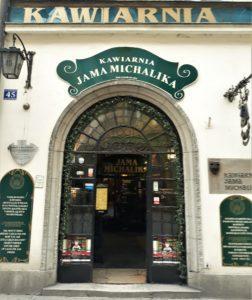 Kawiarnia Jama Michalika w Krakowie