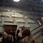 zwiedzanie muzeum w Krakowie