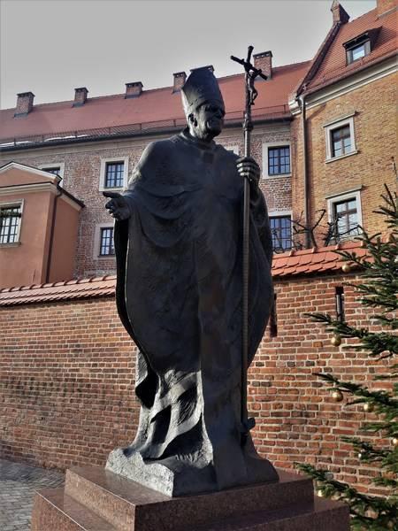 pielgrzymka po Krakowie