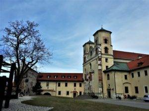 zwiedzanie okolic Krakowa z przewodnikiem - Tyniec
