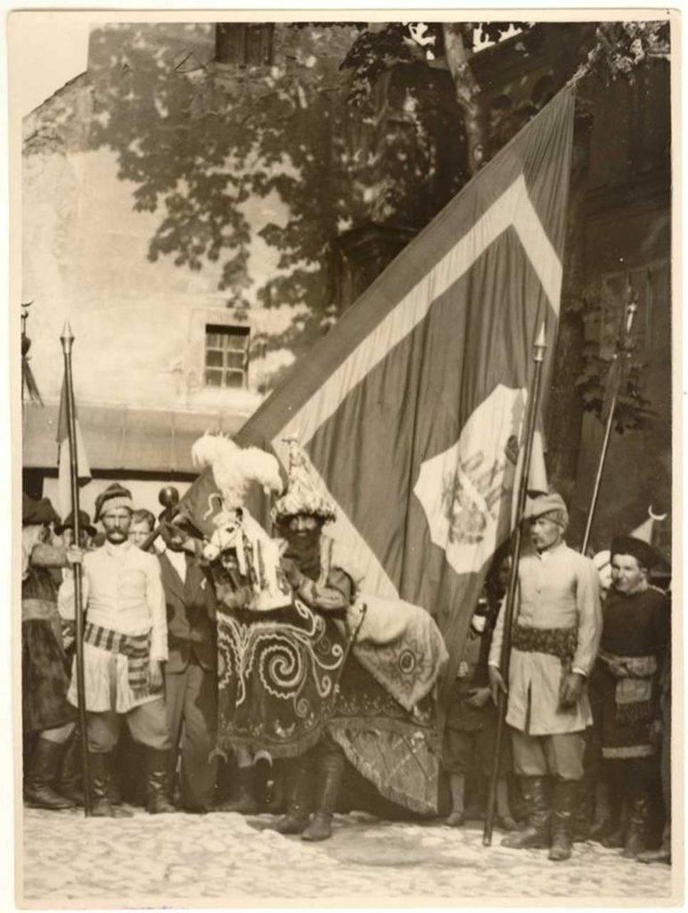 długa tradycja pochodu Lajkonika w Krakowie