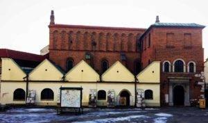Stara SYnagoga na Kazimierzu w Krakowie