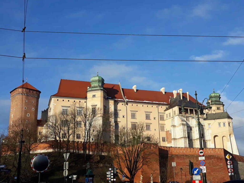 Wawel Wzgórze Wawelskie